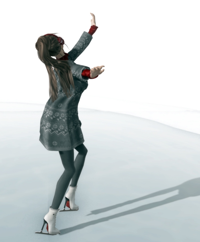 CoMotion Ice Skating Queen 2