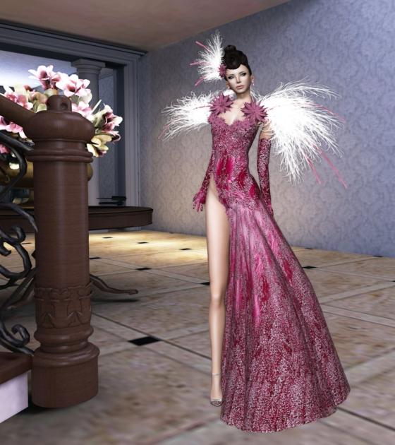 Sascha Embrace Pink