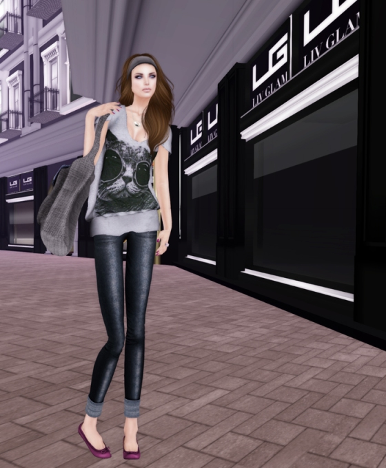 LIV Glam Paris I