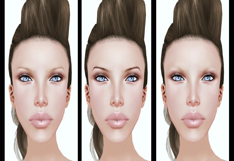 Aphrodite Eyebrow Base