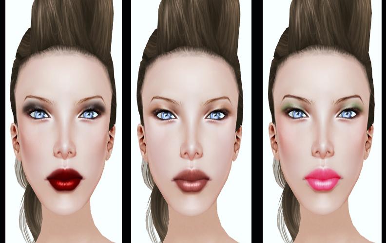 Aphrodite Makeup Sample