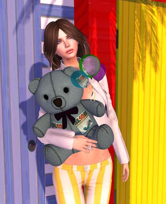 Happy Bday Teddy Bear