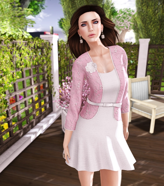 Styles by Danielle Charlotte in Pink for Rock your Rack