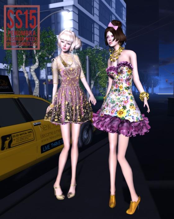 alaFolie at Penumbra Fashion Week SS15