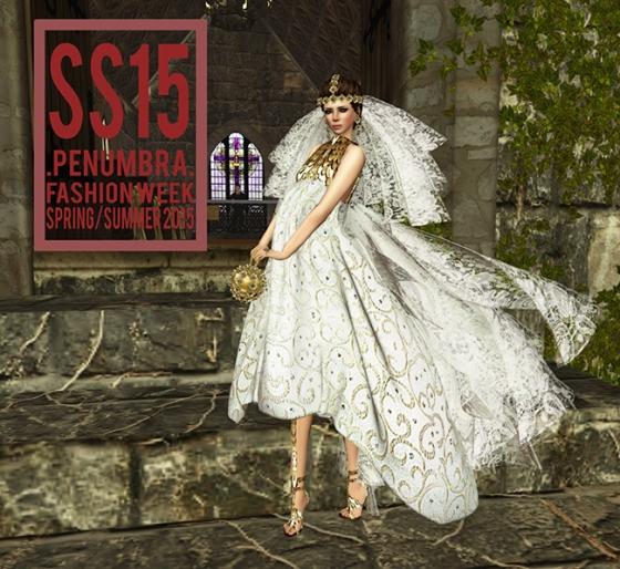 Penumbra Fashion Week Bridal Show SS15