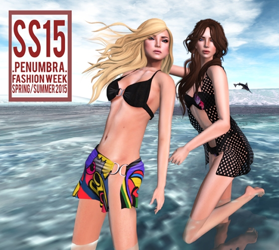 Penumbra Fashion Week SS15 Swimwear