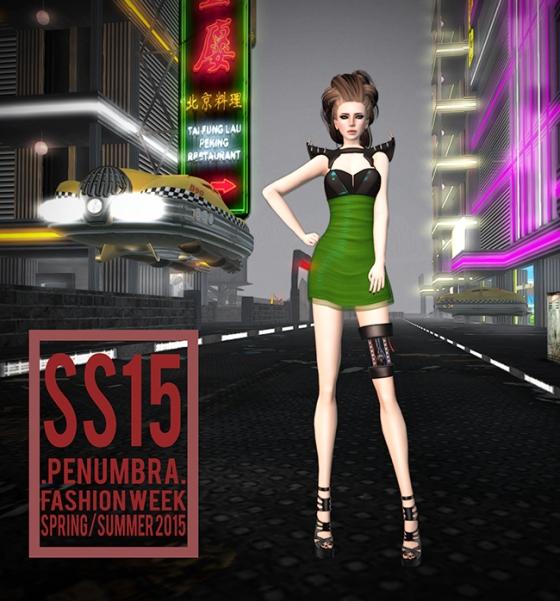 Prey Cyber Chic Penumbra SS15
