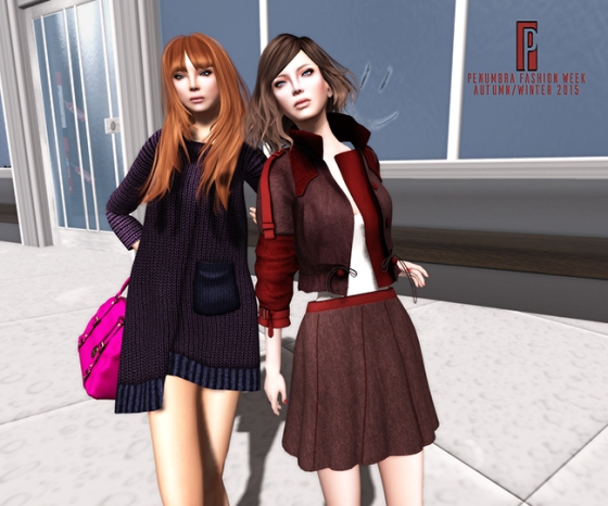 Fall Fashion in Second Life