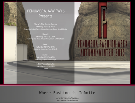 PENUMBRA Where Fashion is Infinite
