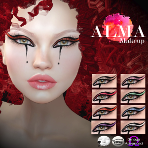 ALMA Makeup - Isola